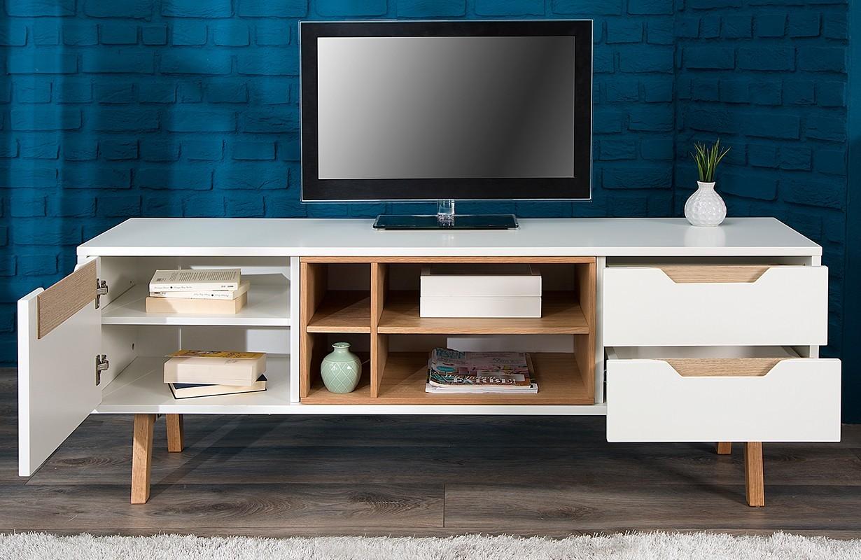 Meuble Tv Design Man Wood Nativo Meuble Design # Magasin Meuble Tv Design