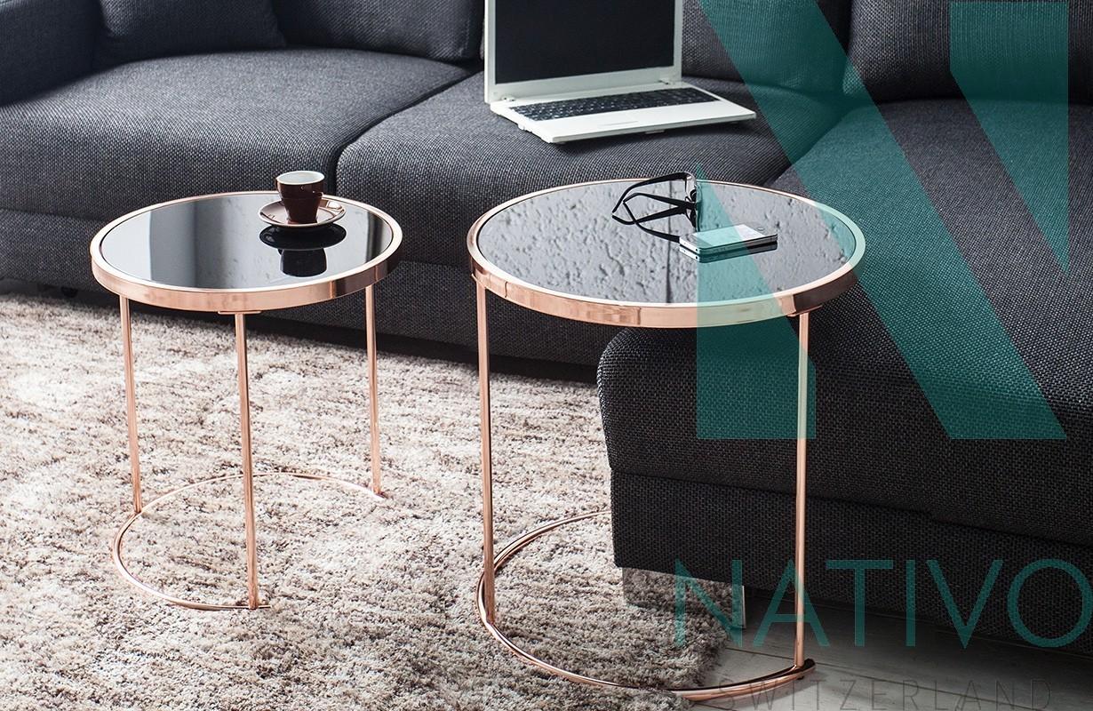 Designer Couch Tisch Top Ronald Schmitt K Designer Glas Tisch
