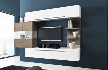 Mobile TV elegante SALERNA NATIVO mobili soggiorno
