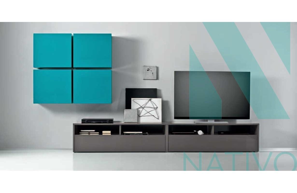 Mobile tv treviso nativo arredamento soggiorno prezzi - Mobile tv a parete ...