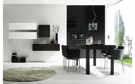 Designer Wohnwand BRESCIA