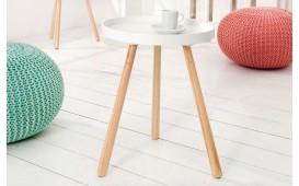 Tavolino d'appoggio di design MAN L