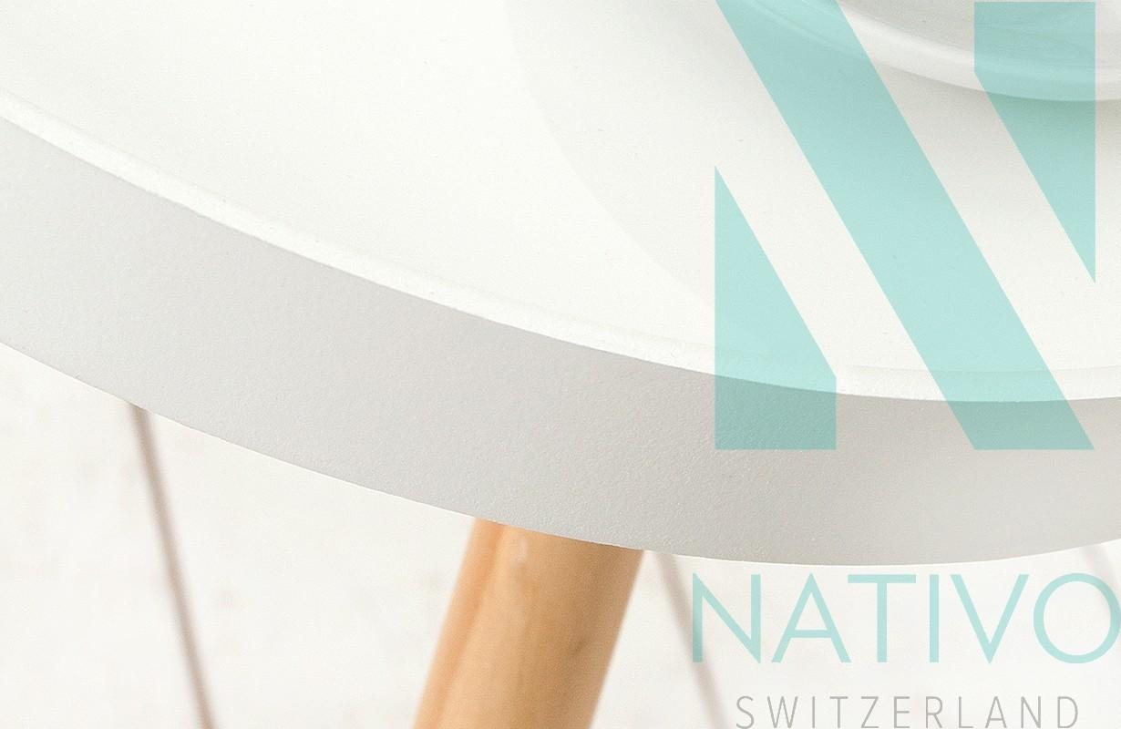 Designer beistelltisch man bei nativo m bel schweiz for Designer beistelltisch