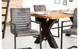 Designer Stuhl STATE ANTIK GREY
