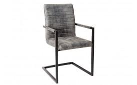 Chaise Design STATE ANTIK GREY