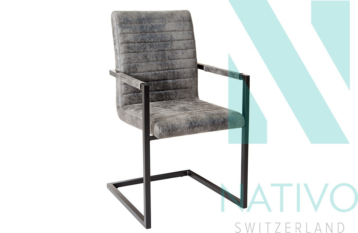 stuhl state antik grey bei nativo m bel schweiz g nstig kaufen. Black Bedroom Furniture Sets. Home Design Ideas