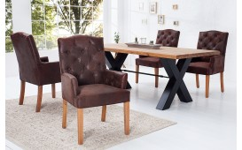 Fauteuil Relax CHATEAU ANTIK COFFEE
