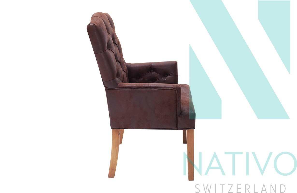 relaxsessel chateau antik coffee bei nativo m bel schweiz. Black Bedroom Furniture Sets. Home Design Ideas