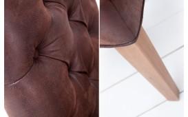 Designer Relaxsessel CHATEAU ANTIK COFFEE