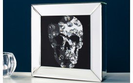 Quadro di design SKULLY DIAMOND