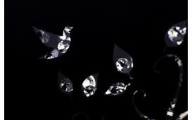 Tableau design SKULLY DIAMOND