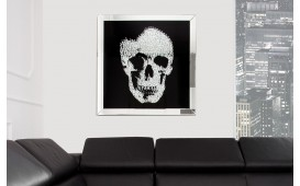 Quadro di design SKULLY CRYSTAL