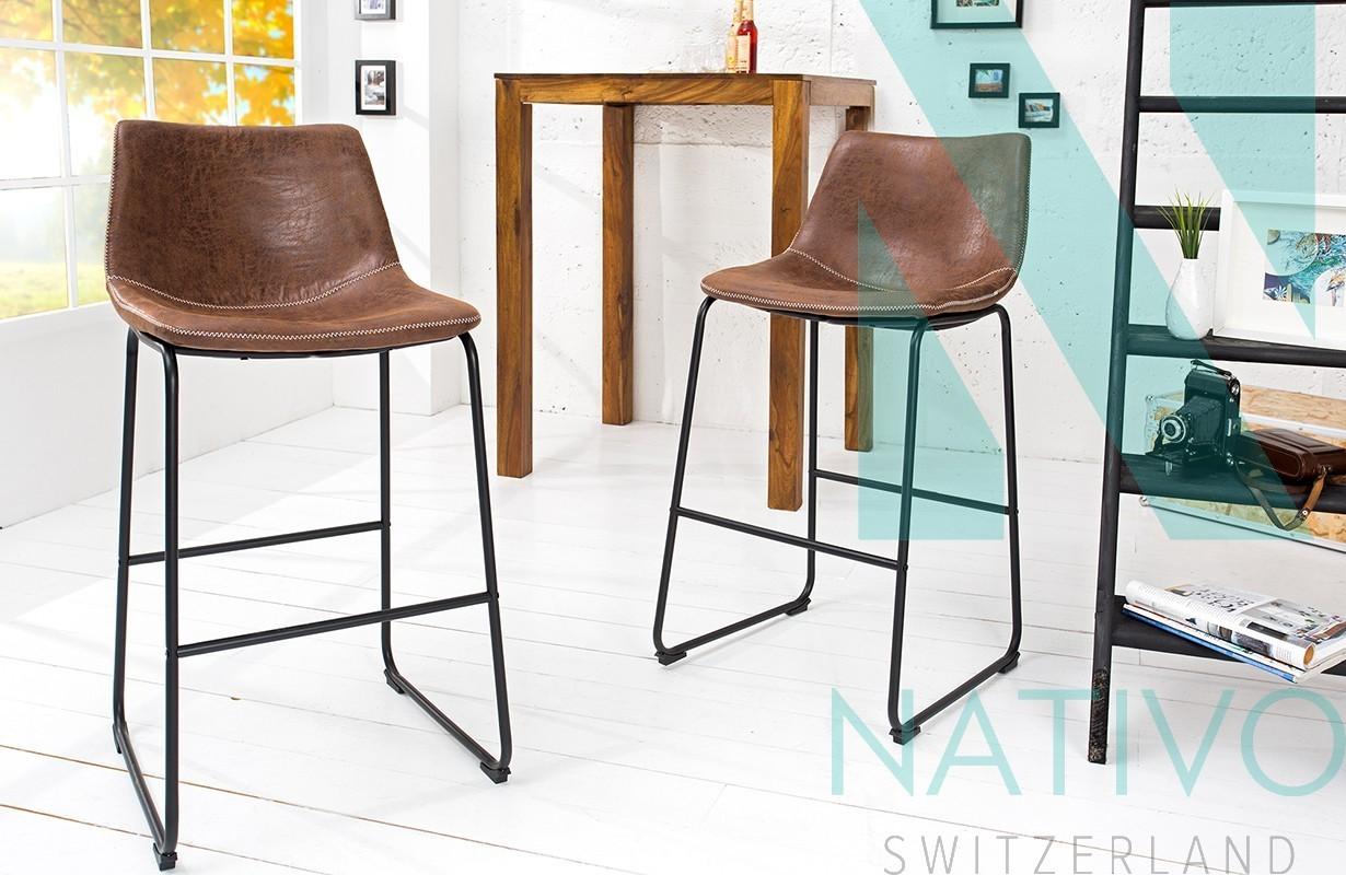 Barhocker Designer designer barhocker quentin bei nativo möbel schweiz
