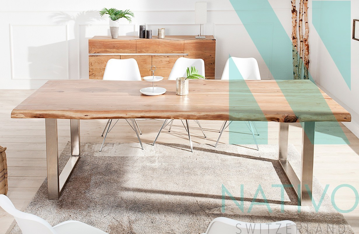 esstisch taurus 200 cm bei nativo m bel schweiz g nstig kaufen. Black Bedroom Furniture Sets. Home Design Ideas