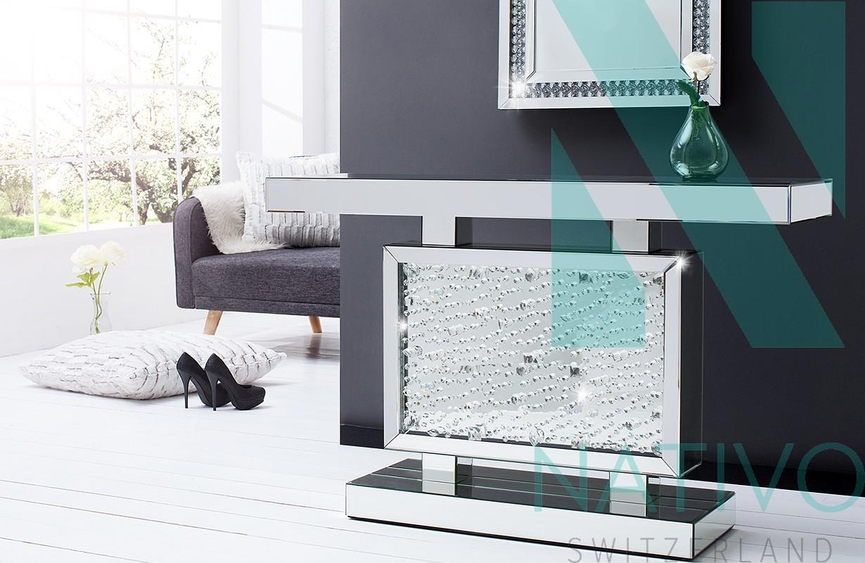 Consolle moderna valliant nativo mobili svizzera for Cassettiere design outlet