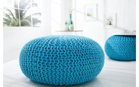 Pouf di design RELAX TURQUOISE