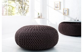 Pouf di design RELAX DARK COFFEE