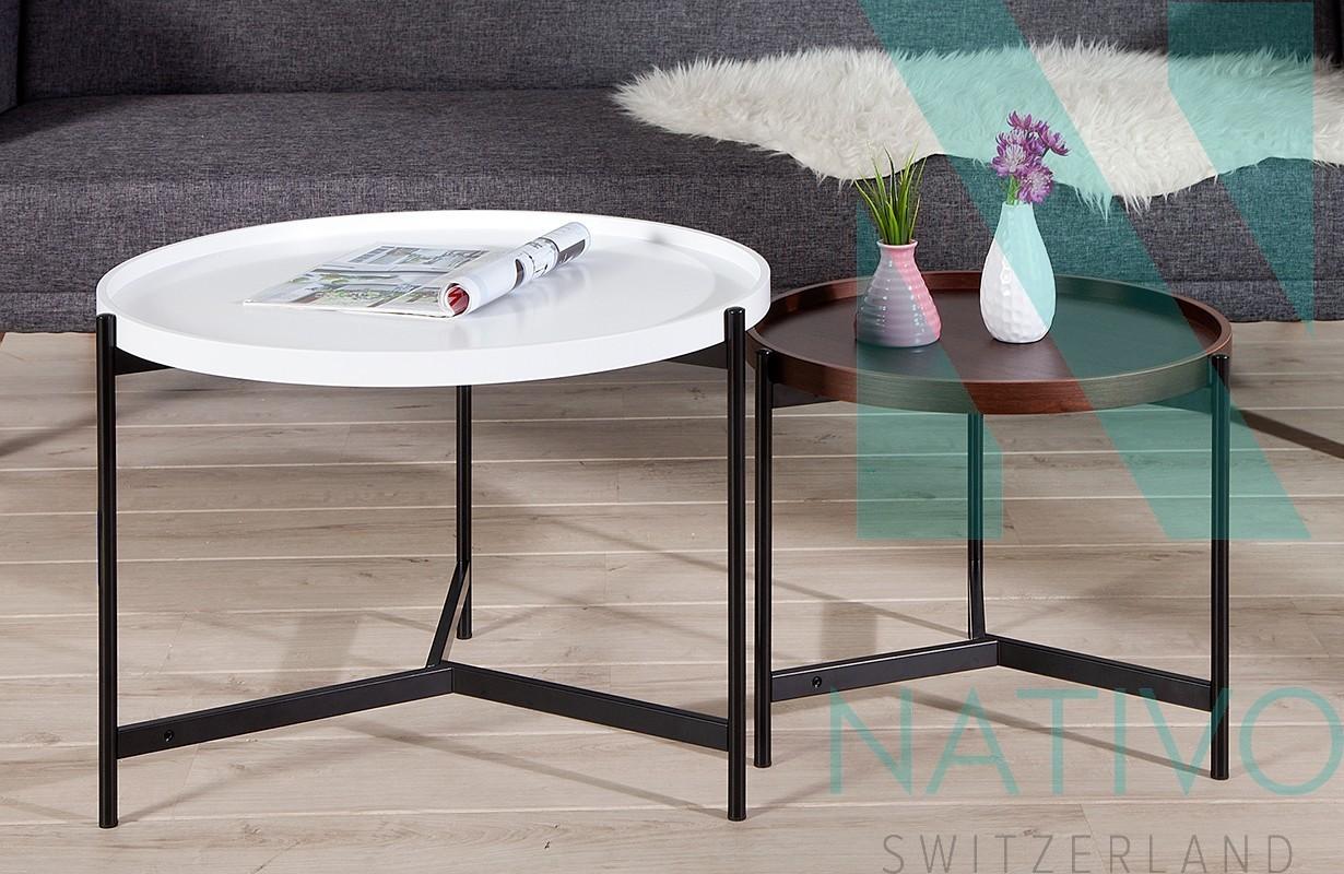 designer couchtisch laguna 2er set i bei nativo m bel schweiz g nstig. Black Bedroom Furniture Sets. Home Design Ideas