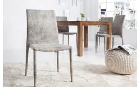 Designer Stuhl TORINO GREY