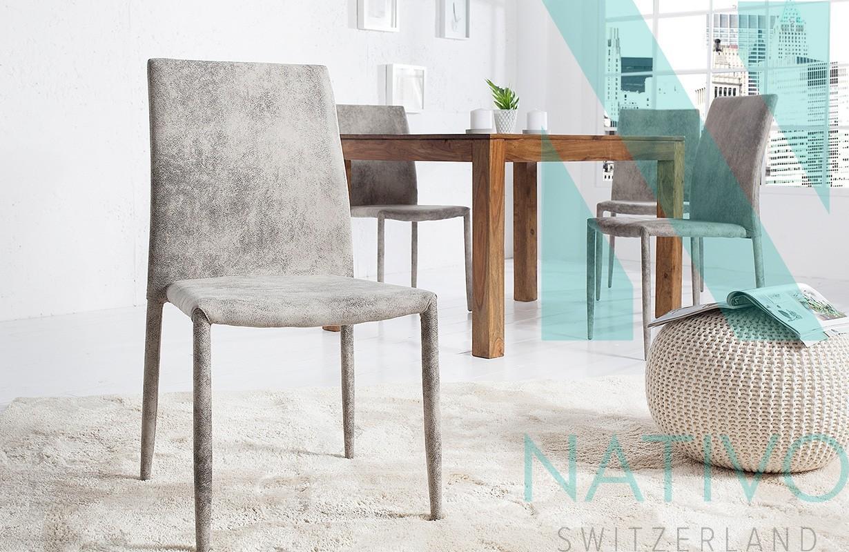 sedie offerta torino grey nativo arredamento lugano