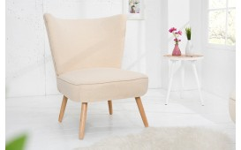 Designer Lounge Sessel RECENT BEIGE