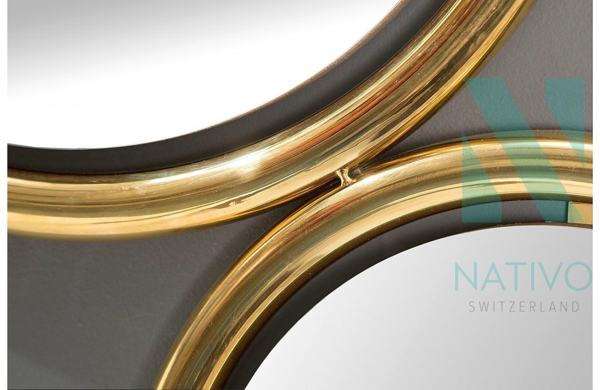 designer spiegel olympic gold von nativo m bel schweiz. Black Bedroom Furniture Sets. Home Design Ideas