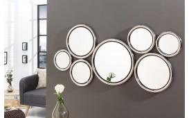 Designer Spiegel OLYMPIC SILVER