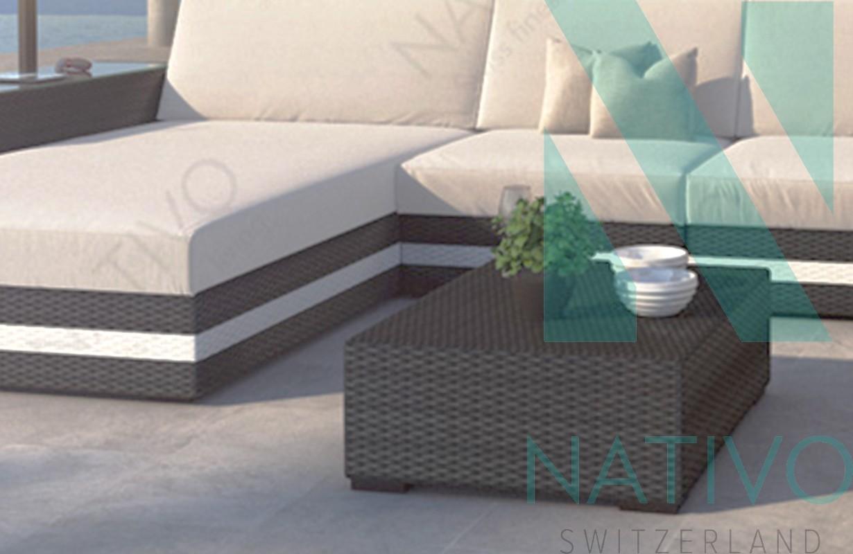 design rattan couchtisch carezza bei nativo m bel schweiz. Black Bedroom Furniture Sets. Home Design Ideas