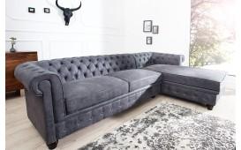 Canapé Design CHESTERFIELD GREY