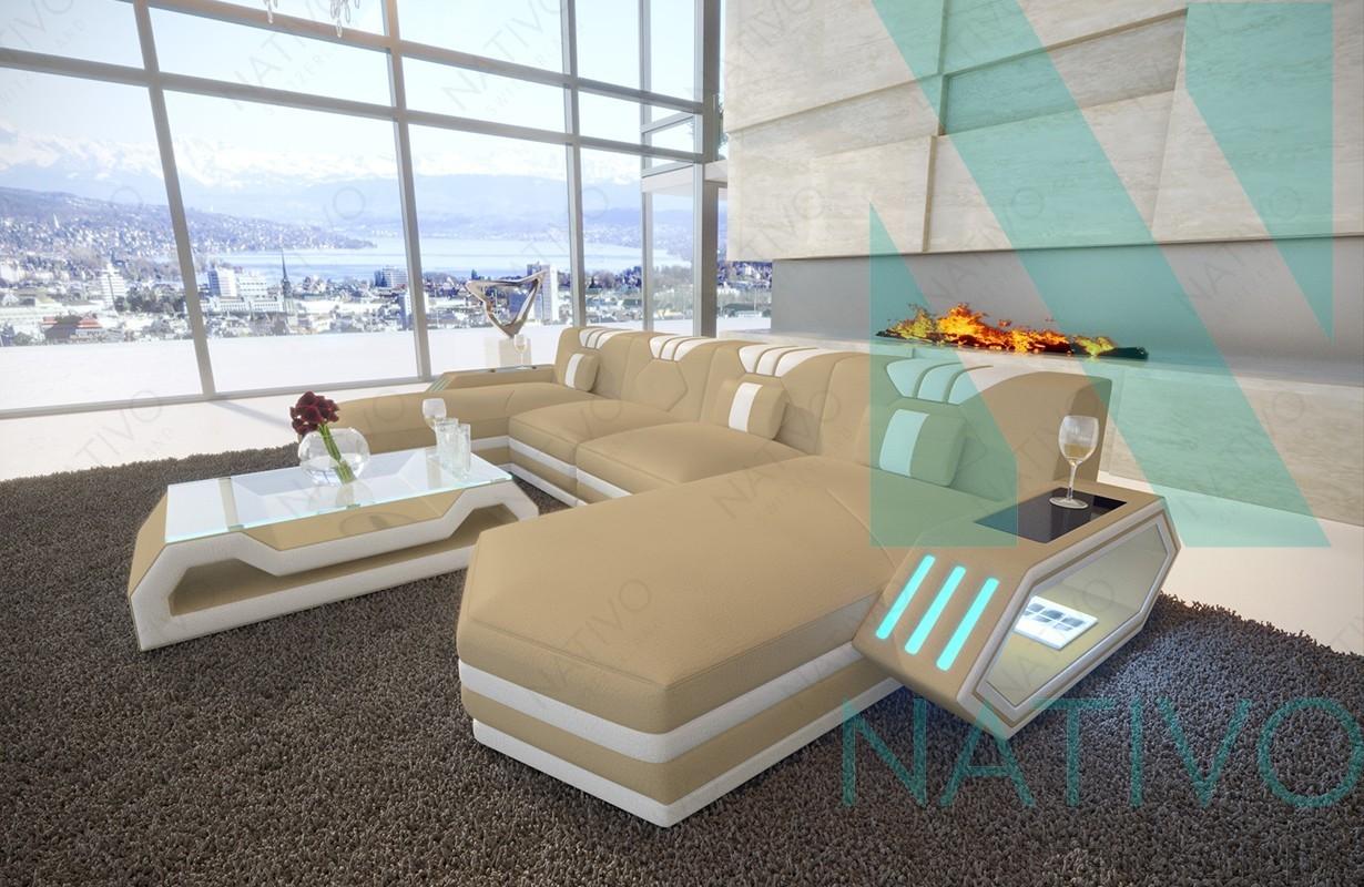 ledersofa clermont xl u bei nativo m bel schweiz g nstig kaufen. Black Bedroom Furniture Sets. Home Design Ideas