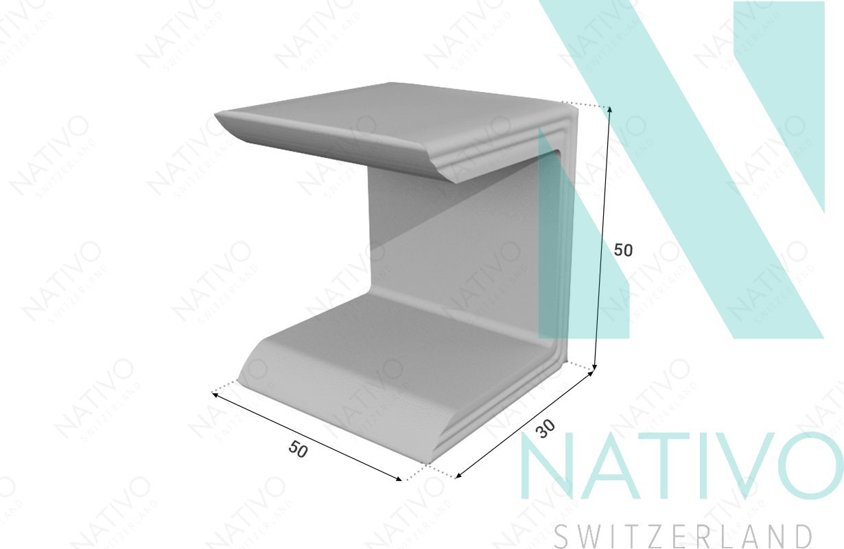 designer nachttisch z rich bei nativo m bel schweiz. Black Bedroom Furniture Sets. Home Design Ideas