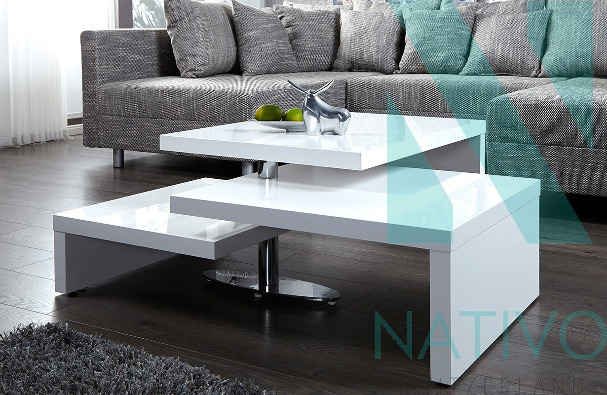 table basse salon levelo nativo meubles en ligne. Black Bedroom Furniture Sets. Home Design Ideas