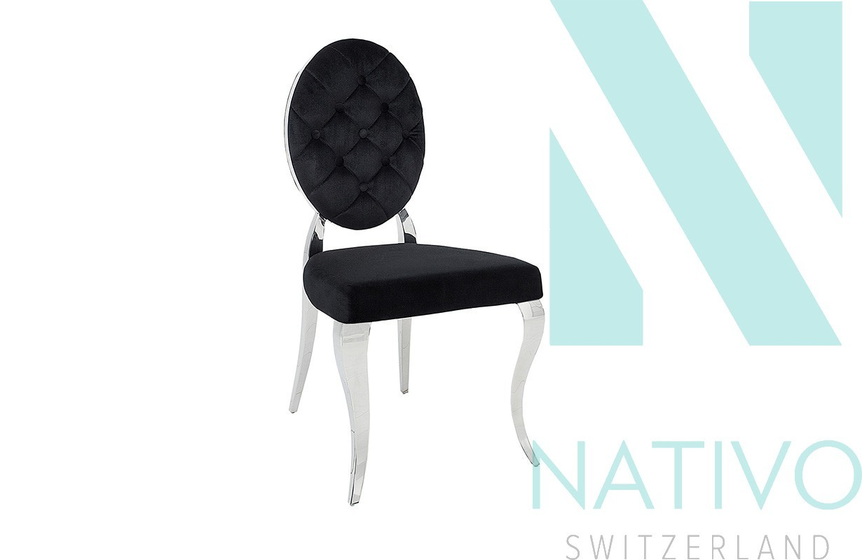 stuhl rocco ii designer bei nativo m bel schweiz g nstig kaufen. Black Bedroom Furniture Sets. Home Design Ideas