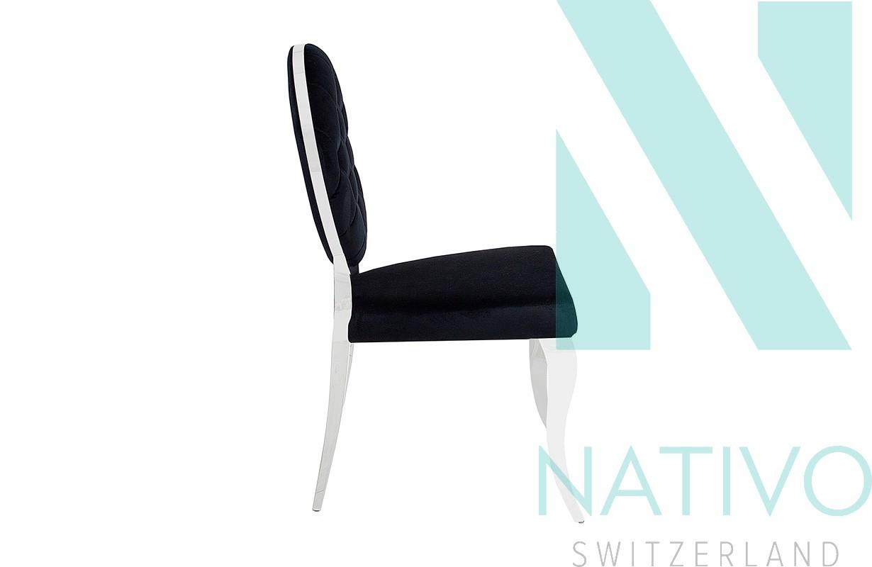 Chaise design rocco ii nativo suisse prix sold s - Chaise design suisse ...