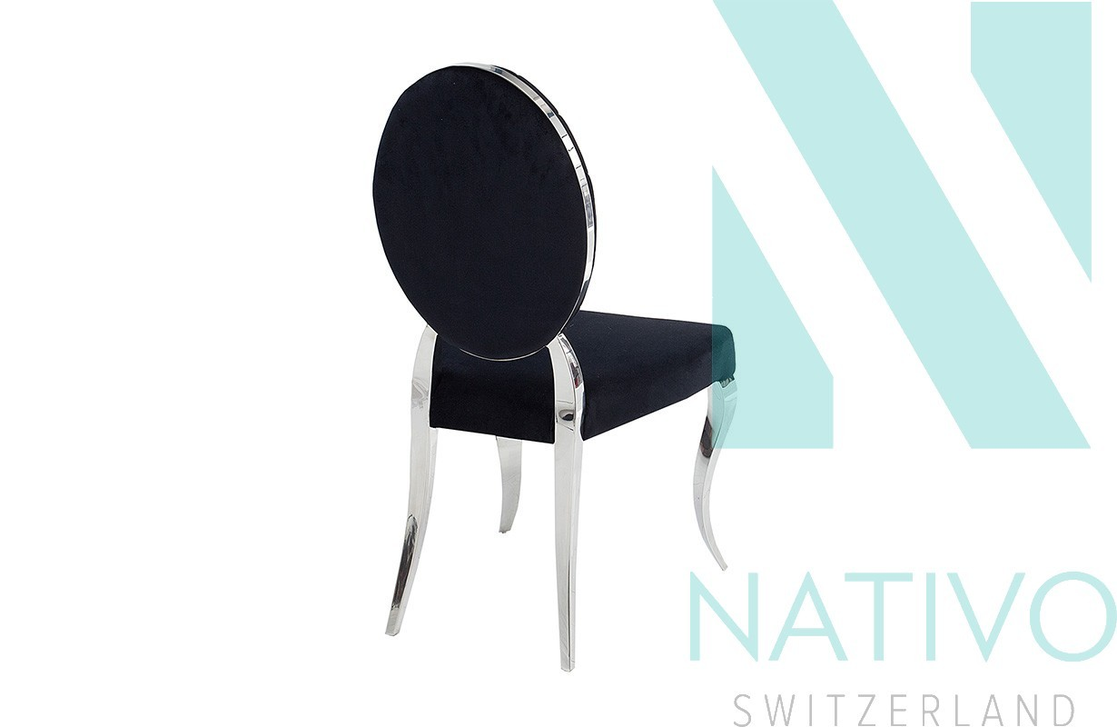 stuhl rocco ii designer bei nativo m bel schweiz g nstig. Black Bedroom Furniture Sets. Home Design Ideas