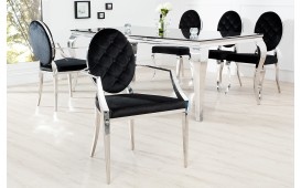 Chaise Design ROCCO II avec accoudoirs