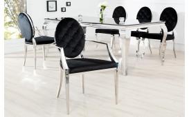 Chaise Design ROCCO II avec accoudoirs