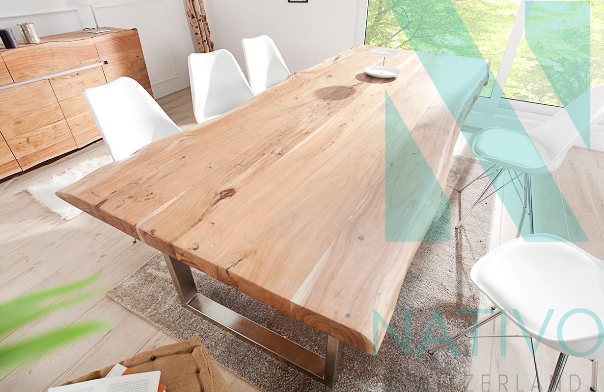 designer esstisch taurus 300 cm von nativo m bel z rich. Black Bedroom Furniture Sets. Home Design Ideas