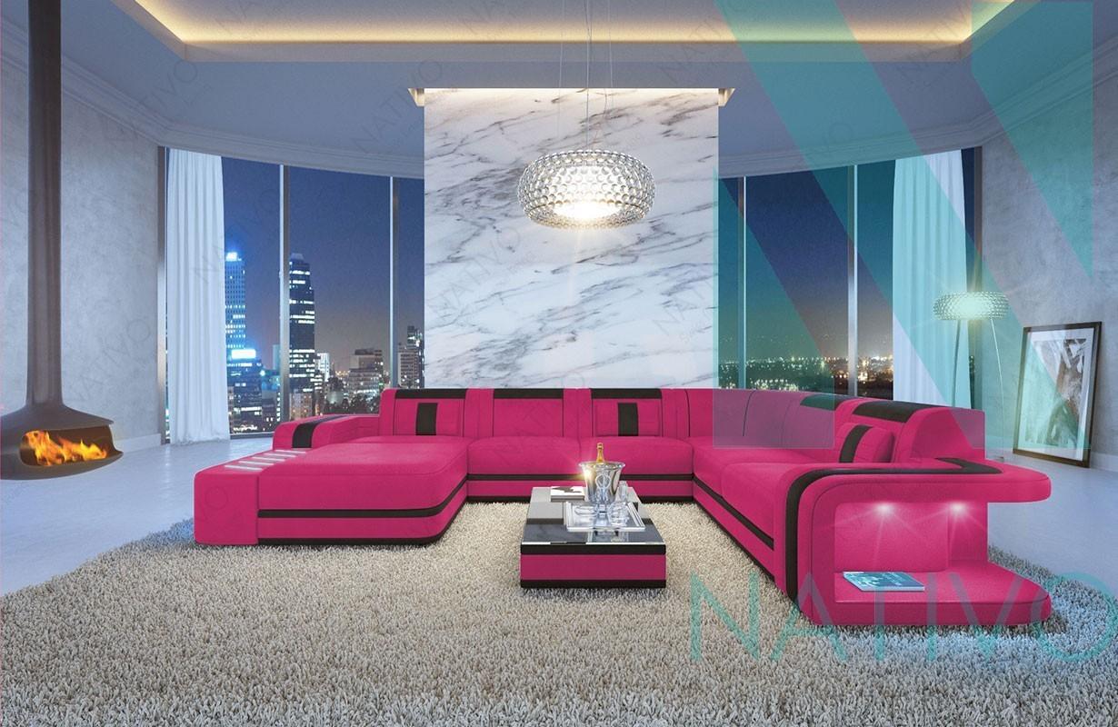 Ledersofa SPACE XXL - Designer Sofa bei NATIVO Möbel ...