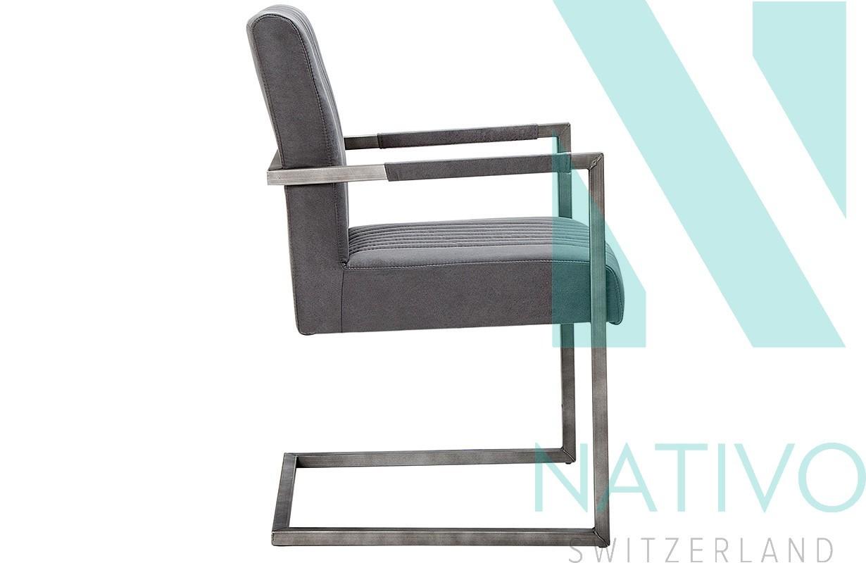 designer stuhl villa vintage bei nativo m bel schweiz. Black Bedroom Furniture Sets. Home Design Ideas