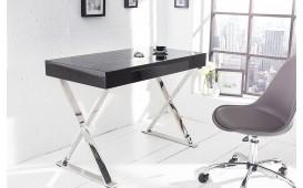 Designer Schreibtisch KELLY BLACK