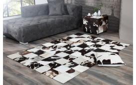 Designer Teppich WESTERN BROWN 195 cm