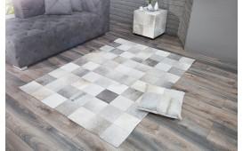 Designer Teppich WESTERN GREY 195 cm