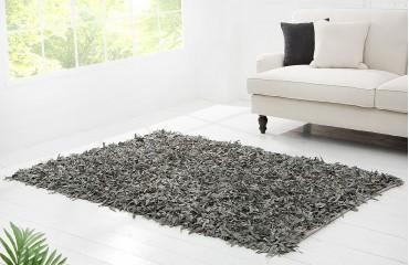 Designer Teppich RODEO GREY 200 cm