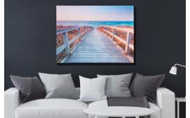Designer Bild BRIDGE 80 cm