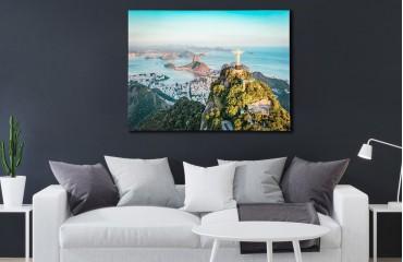 Designer Bild BRAZIL 80 cm
