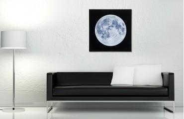 Designer Bild MOON 60 cm