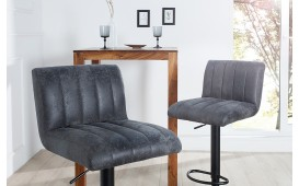 Designer Barhocker PORT GREY