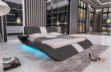 Lederbett Bett Bern V1 Bei Nativo Möbel Schweiz Günstig Kaufen