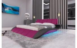 Lit Design BERN V2 avec éclairage LED & port USB